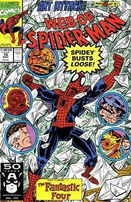 Web of Spider-Man #76