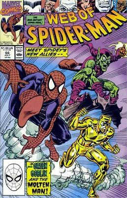 Web of Spider-Man #66