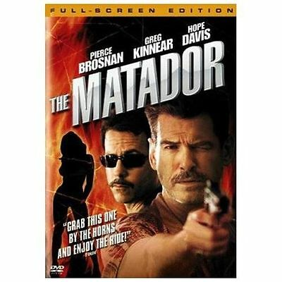 The Matador (DVD, 2006, Full Frame) *Disc Only-NO CASE *Free Ship! (k)