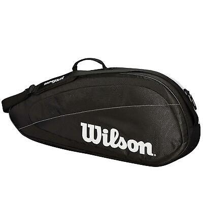 Wilson Fed Team 3 Pack Tennis Bag Tennistasche