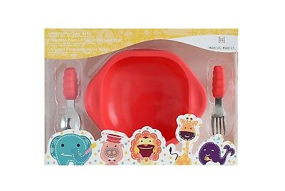 Toddler Mealtime Set by Marcus & Marcus - Marcus the Lion