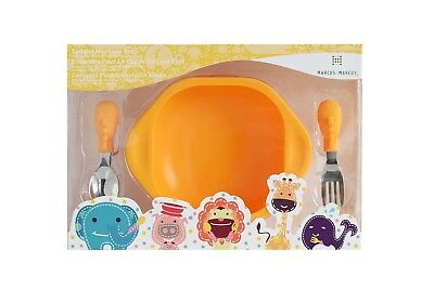 Toddler Mealtime Set by Marcus & Marcus - Lola the Giraffe