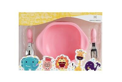 Toddler Mealtime Set by Marcus & Marcus - Pokey the Pig