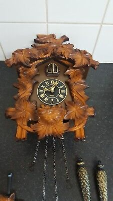 Battery Cuckoo Clock Spares Repair