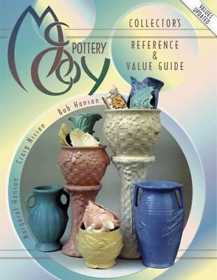 McCoy Pottery Collector's Reference and Value Guide (Hardcover) FREE SHIPPING