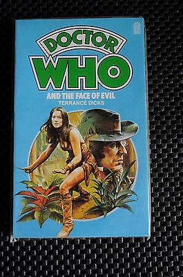 Dr Who And The Face Of Evil Paperback Book