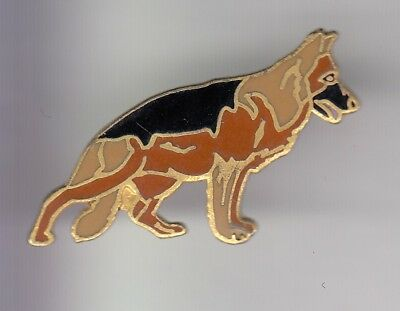 Rare Pins Pin's .. Animal Chien Dog Cynophilie Defense Race Berger Allemand ~D1
