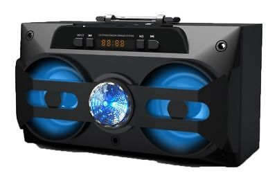 Blackmore BRS-1108 Speaker Bluetooth USB, Micro SD Card and MP3 Player-  400W
