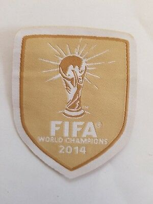 8 pcs collection) 2009-2016 fifa world champions badge patch real.