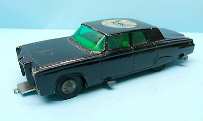 13873 Corgi Toys / England / The Green Hornet's Black Beauty Frelon Vert