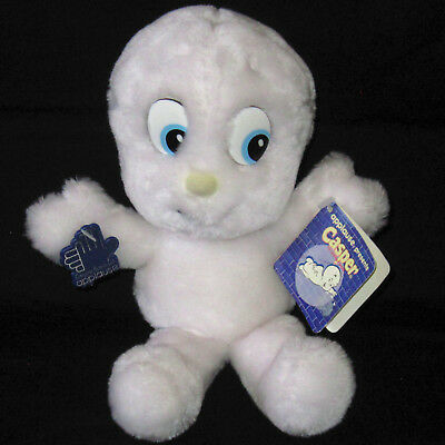 Nice Vintage 1989 Casper the Friendly Ghost Applause Plush Stuffed Toy w/Tags