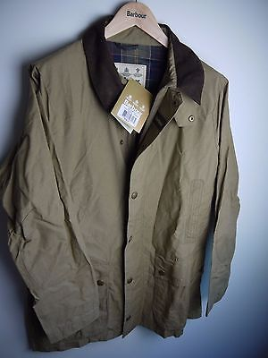 Barbour Men's Casual Gamefair Jacket, New With Tags, Dark Stone, Large