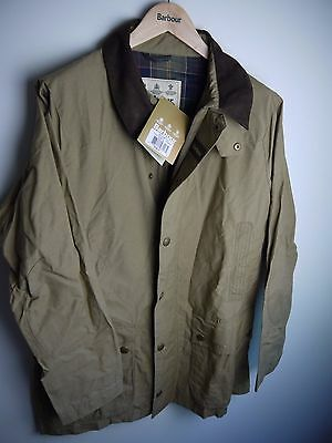 Barbour Men's Casual Gamefair Jacket, New With Tags, Dark Stone, XL