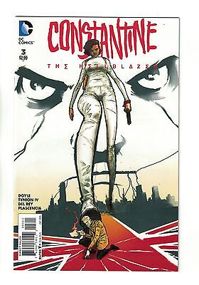 Constantine - The Hellblazer #3 | DC Comics - October 2015
