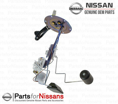 GENUINE NISSAN 1984-1989 300ZX Fuel Level Gauge Sending Unit Sensor NEW OEM