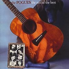 The Rest of the Best by Pogues,the | CD | condition very good