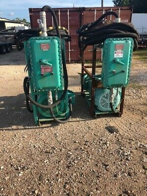 """Pump 6"""" - Centrifugal Water Pumps - Explosion Proof 480 3 Phase"""