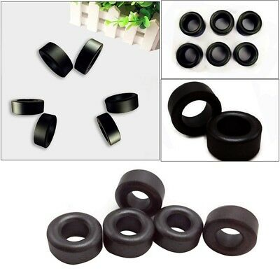 20x Inductor Coils Black Toroid Ferrite Cores Anti-interference 10mm*6mm*5mm UK