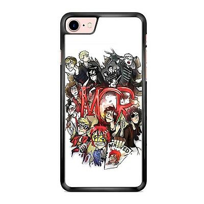 My chemical romance forever Case Phone Case for IPhone & Samsung Lg Google Ipod