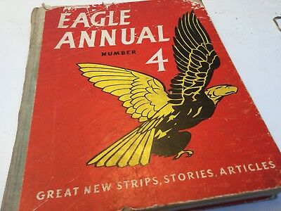 Eagle Annual Number 4 Four