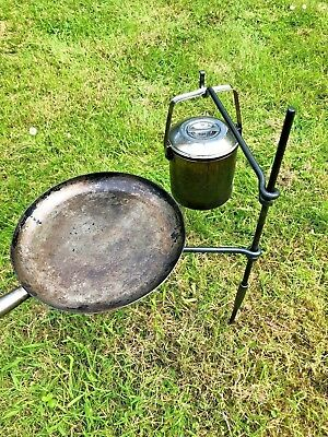 Mini Fire Anchor / Cook Stand Camping Bushcraft