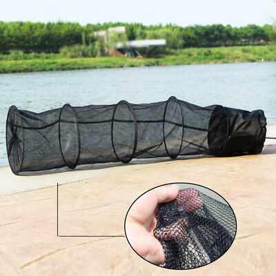 Net Five-layer Fish Protection Black Nylon + metal Fish Keep Net Cage Nets FY