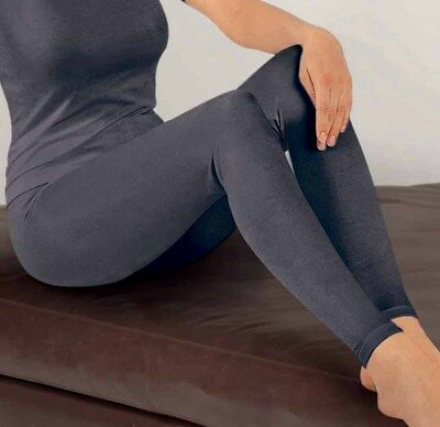 75aaf883b69dd NINA VON C. Motion Hose, lang *anthrazit* Damen 88 260 111 (leggings)  88260111
