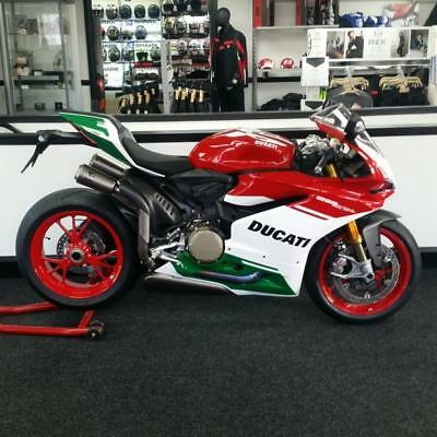 New Ducati Panigale 1299R Final Edition. New and unregistered No:91