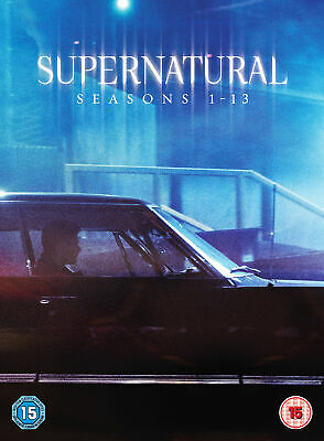 Supernatural: Season 1-13 [2018] (DVD)
