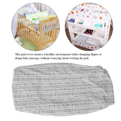 Breathable Baby Changing Table Pad Cover Newborn Infant Urine Waterproof Mat