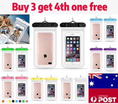 Waterproof Underwater Phone Case Pouch Dry Bag for iPhone/Galaxy/Huawei Samsung