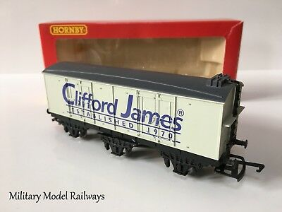 "LTD ED.MIB HORNBY RAILWAYS  No.R6259  6 WHEEL  2004 /""50th ANNIVERSARY  LWB VAN"