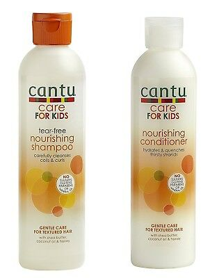Cantu Care for kids nourishing shampoo and conditioner each 237 ml