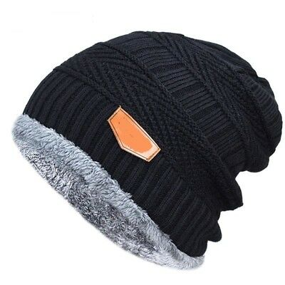Velvet Balaclava Skullies Knitted Beanies Thick Warm Winter Fall Head Hat  Wear c0f22b9dcb55