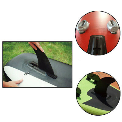 for Inflatable Stand Up Paddle SUP Boards Center Fin Size L Detached Storage
