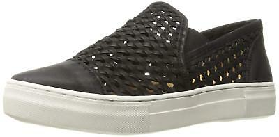 Seychelles Womens LATEST Leather Low Top Slip On Fashion Sneakers