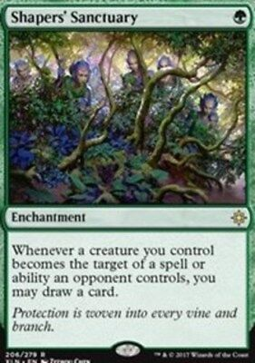 English Ixalan MTG Magic 4x Shapers/' Sanctuary NM-Mint