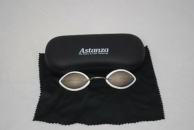 Stainless steel eye shields