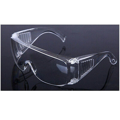 Eye Protection Anti Fog Clear Protective Safety Glasses For Lab Outdoor Work  Ga