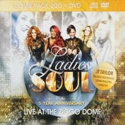 Ladies Of Soul : Live At The 2018 -Dvd+Cd (Dvd)