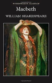 Macbeth (Wordsworth Classics) by William Shakespeare | Book | condition good