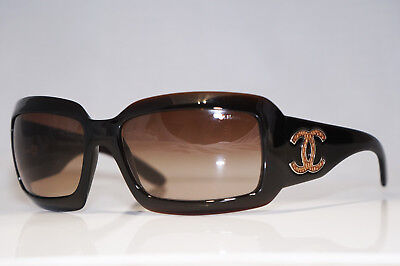 34f7c28bbdae CHANEL Boxed Womens Designer Sunglasses Brown Butterfly 6022 C538 13 16356