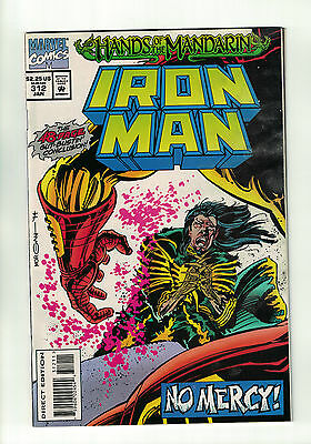 Iron Man Vol. 1 - #312 | Marvel Comics 1995