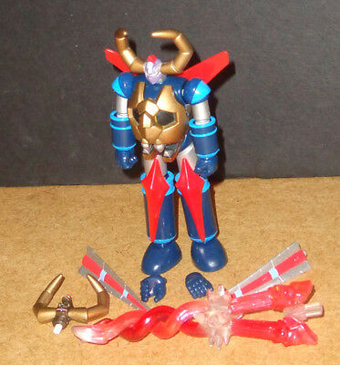 Eternal Force Super Robot in Action Gaiking figure Bandai 2000 Complete