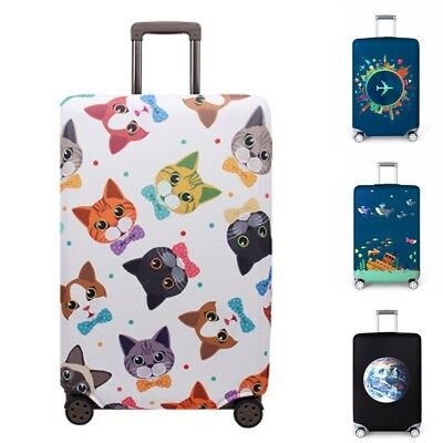 """18""""-32"""" Novel Travel Luggage Cover Dustproof Suitcase Protector Skin Case Supply"""
