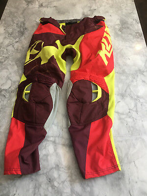 Klim XC Pant, Size 34, Red, New Without Tags, Non-Current