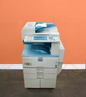 Ricoh Aficio MP 2851 Multifunction Mono Laser Copier Printer Scanner 28 PPM