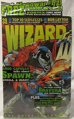 Wizard The Guide To Comics #39 November 1993 (New In Bag)