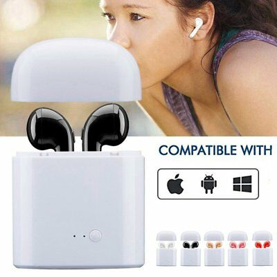 Twins Wireless Bluetooth Earbuds In Ear Headphone For Apple iPhone Andriod