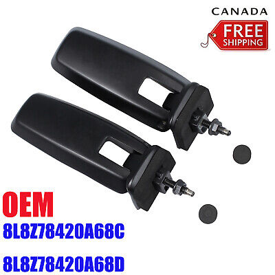 Window Glass Hatch Hinge For 08-12 Ford Escape 8L8Z78420A68C 8L8Z78420A68D CA